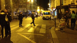 - هجمات في باريس في 13 تشرين الثاني/نوفمبر 2015