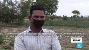 2020-04-21 08:06 Pandémie de Covid-19 en Inde : un assouplissement du confinement inégal et difficile