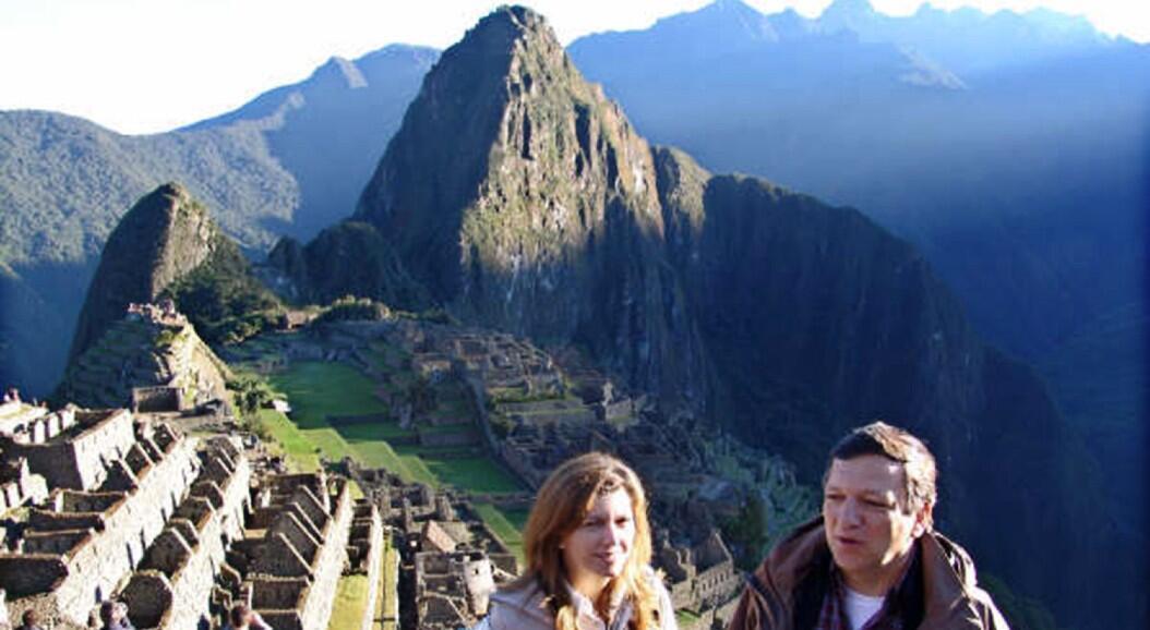 Archivo-Vista de Machu Pichu, Perú, durante una visita del expresidente de la Comisión Europea, Jose Manuel Barroso, el 15 de mayo de 2008.