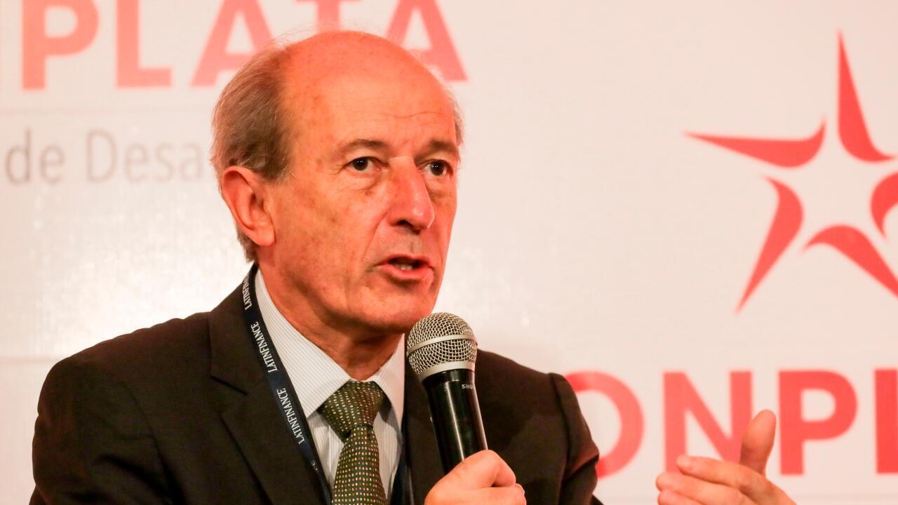 """El economista Jefe del BM para la región, Martín Rama, advirtió que """"la pandemia está provocando un gran shock de oferta"""" en el mundo."""
