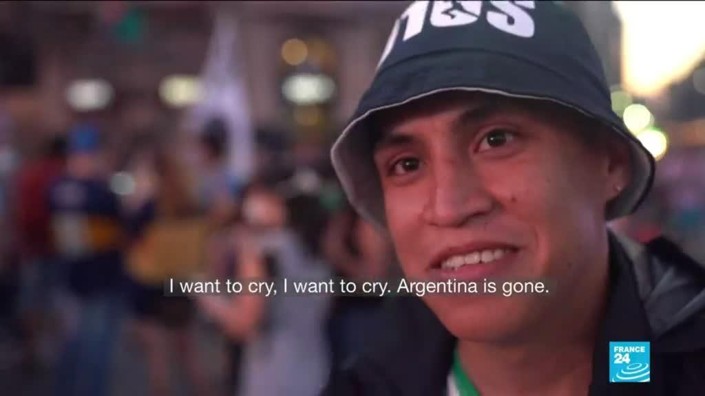 2020-11-26 11:01 Diego Maradona 1960-2020: 3 days of mourning begin in Buenos Aires