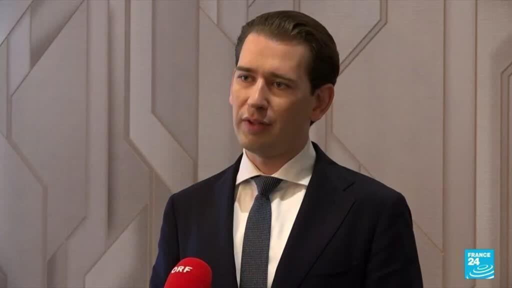 2021-10-07 08:13 Autriche : le chancelier Kurz visé par une enquête pour corruption