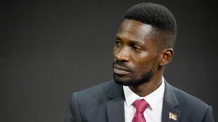 Le chanteur et député Bobi Wine s'est imposé comme un porte-parole de la jeunesse ougandaise.