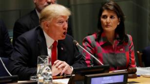 El presidente de Estados Unidos solicitó una mayor cooperación internacional en la lucha contra las drogas el lunes 24 de septiembre desde la sede de la Organización de las Naciones Unidas.