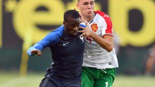Tanguy Ndombélé, ici sous le maillot des Espoirs.