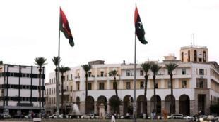 ساحة الشهداء في طرابلس