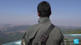 Israeli Captain Simon