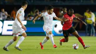 La Tunisie entame la CAN-2019 par un nul (1-1) face à l'Angola.