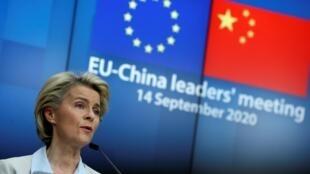 Sommet-virtuel-Chine-UE