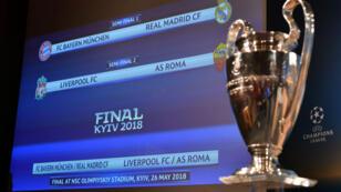 Un classique et un remake de la finale 1984 en demi-finales de la Ligue des champions.