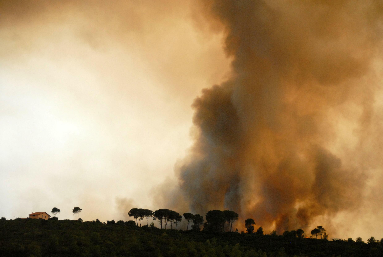L'incendie sévit dans certaines parties de l'Europe depuis des années et brûle souvent les zones protégées des parcs nationaux