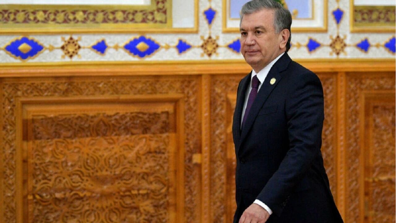 uzbekistan afp