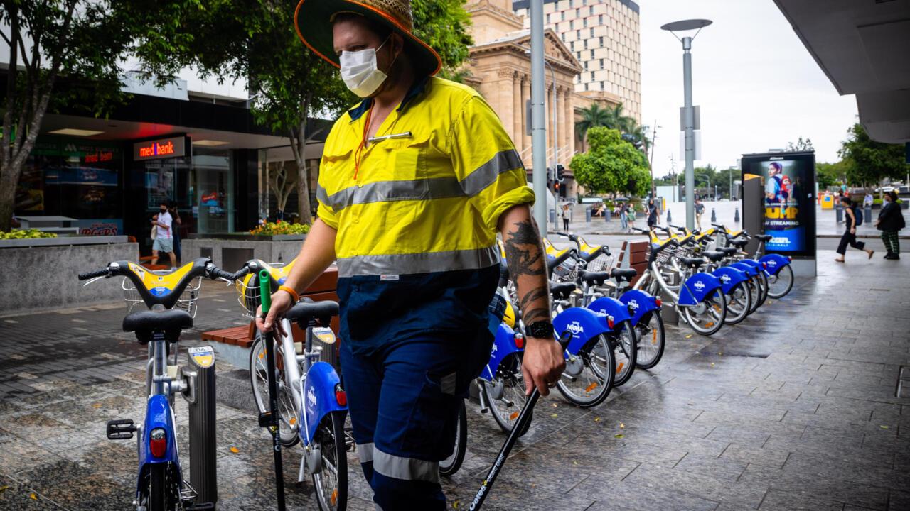 فرض إغلاق في مدينة بريزبين الأسترالية خشية انتشار فيروس كورونا المتحور