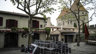 Carcassonne cafe