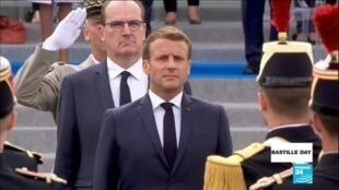 2020-07-14 15:12 France celebrates Bastille Day in downsized version
