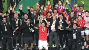 منتخب مصر ينتزع لقب كأس الأمم الأفريقية تحت 23 عاما