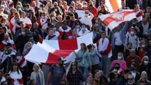 Belarus-demonstration