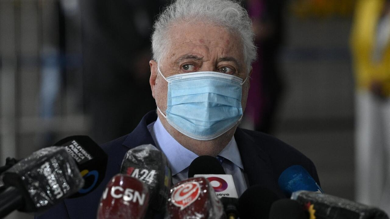 Argentina's health minister quits in vaccine line-jumping scandal