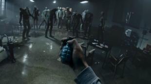 """Le jeu """"The Walking Dead : Our World"""" en AR, bientôt sur l'Apple Store et Google Play."""
