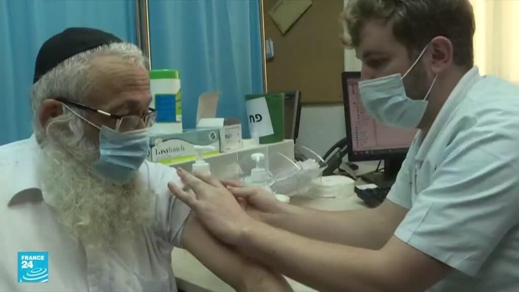 جرعة ثالثة من اللقاح ضد كوفيد-19 في إسرائيل لهذه الفئة