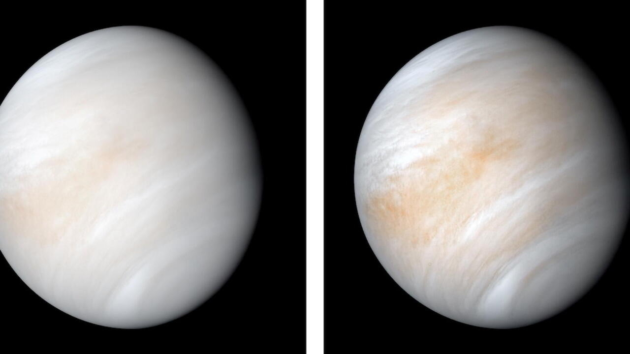NASA announces first new missions to Venus in almost three decades