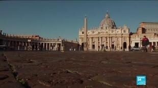 2020-11-03 12:12 Vatican's state finances dry up as Covid-19 lockdowns empty streets of tourists