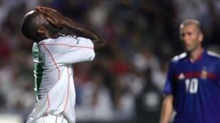 En Côte d'Ivoire, les supporters se souviennent de la défaite 3-0 face aux Bleus de Zidane.
