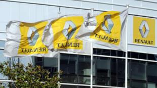 Après l'annonce des perquisitions des sites Renault en Île de France, l'action a perdu 20 % à la Bourse de Paris.