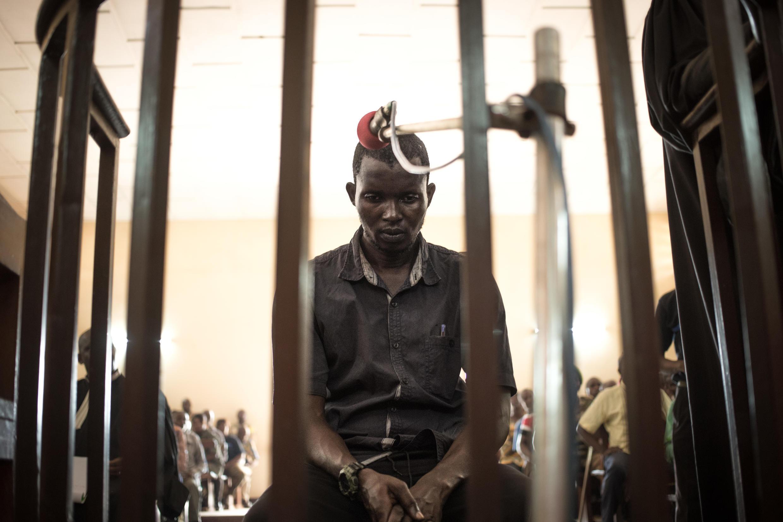 Centrafrique Kevin Bere Bere procès