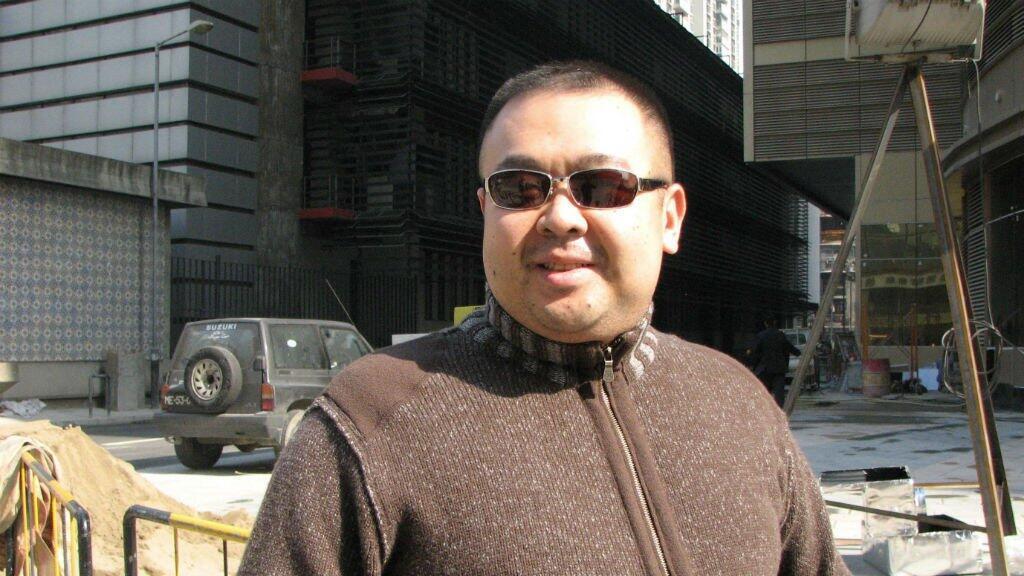Kim Jong-Nam à Macao en janvier 2007.
