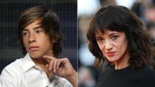 Asia Argento a été l'une des premières femmes à accuser publiquement le producteur Harvey Weinstein d'agression sexuelle.