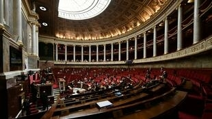 The French Parliament's lower house (National Assembly) debatesa bio-ethics bill that would give all women access to fertility treatments such as in-vitro fertilisation (IVF) and artificial insemination on September 25, 2019.