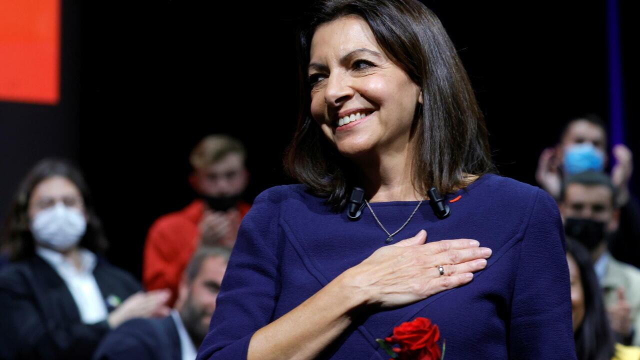 """Présidentielle 2022 : à Lille, Anne Hidalgo présente son """"projet de reconquête"""" pour la France"""