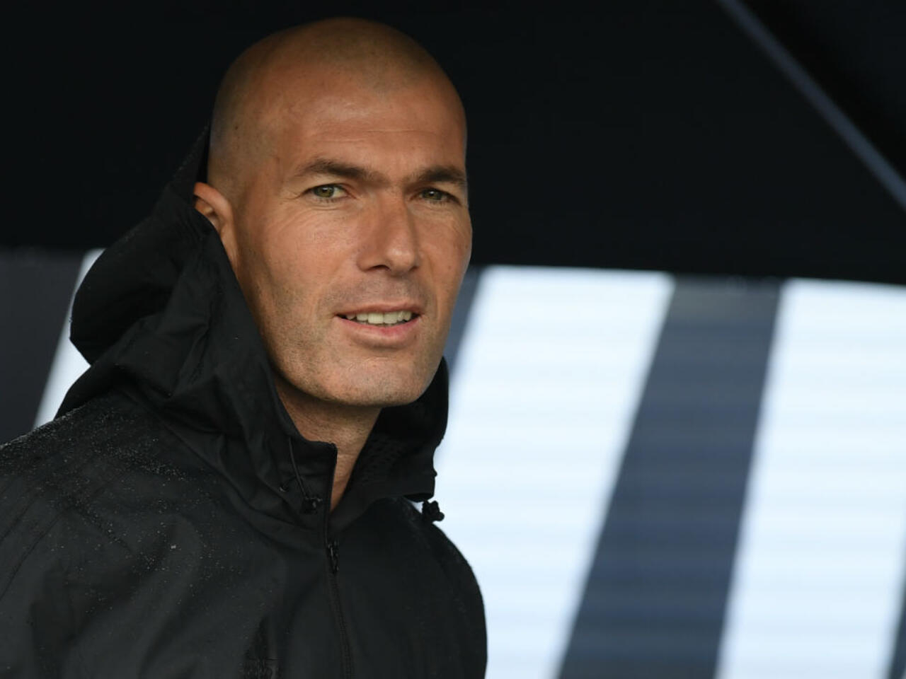 French football legend Zinedine Zidane returns as manager of Real Madrid