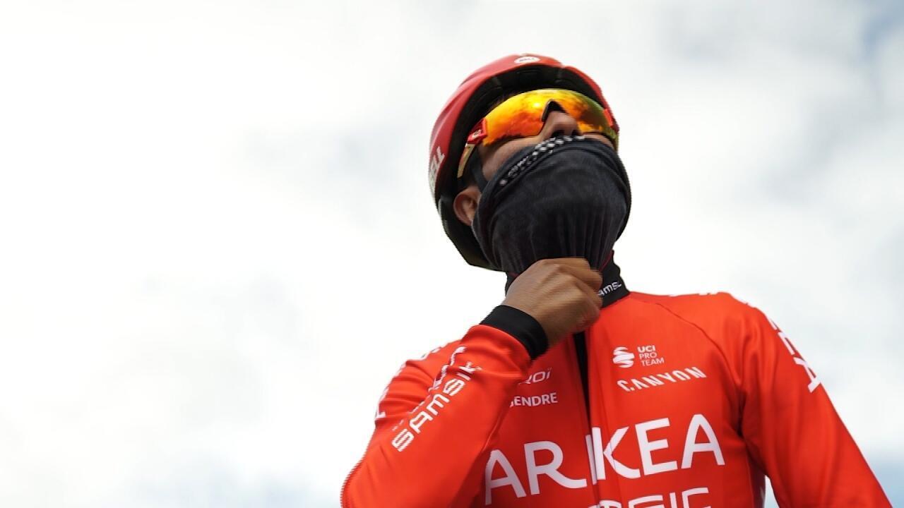 El colombiano Nairo Quintana sueña este 2020 con ganar el Tour de Francia, la última gran vuelta que le falta en su palmarés.