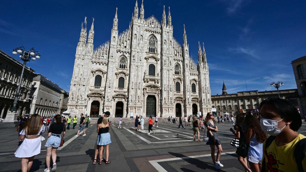 Italy makes Covid-19 health pass mandatory for teachers