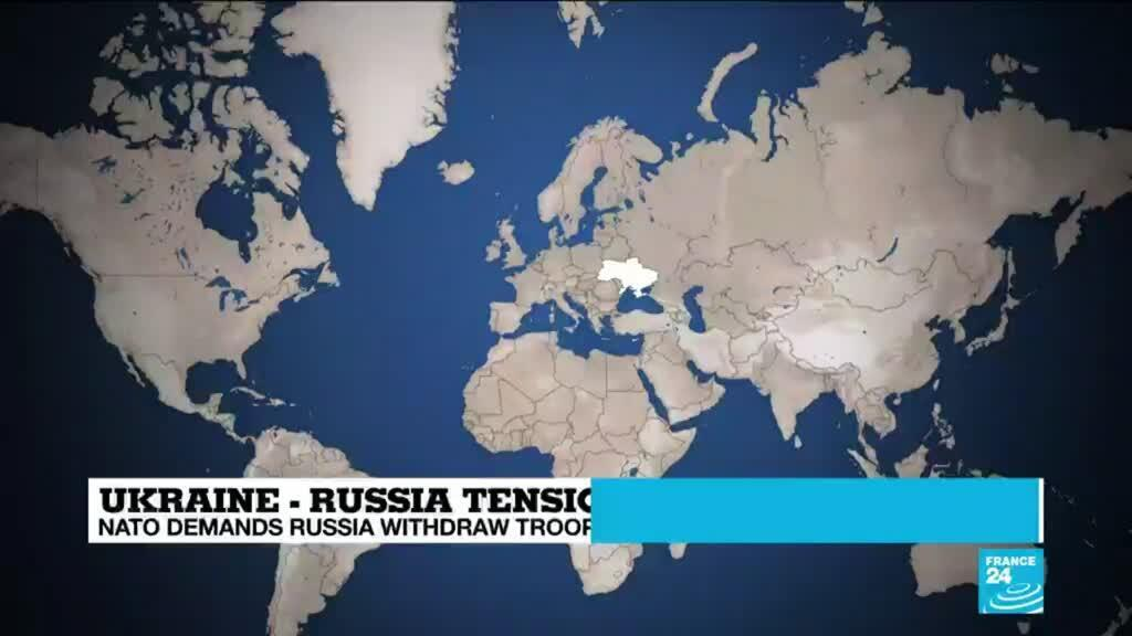 2021-04-13 17:11 Russia-Ukraine border tension builds up as NATO, G7 warns Moscow over possible full-scale conflict