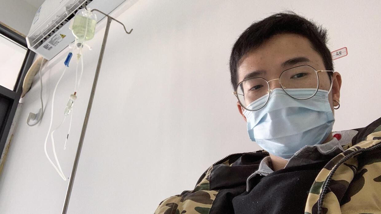 Coronavirus survivor recounts fear, confusion - France 24