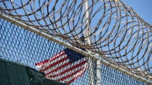 Guantanamo Bay prison is shown in this file photo