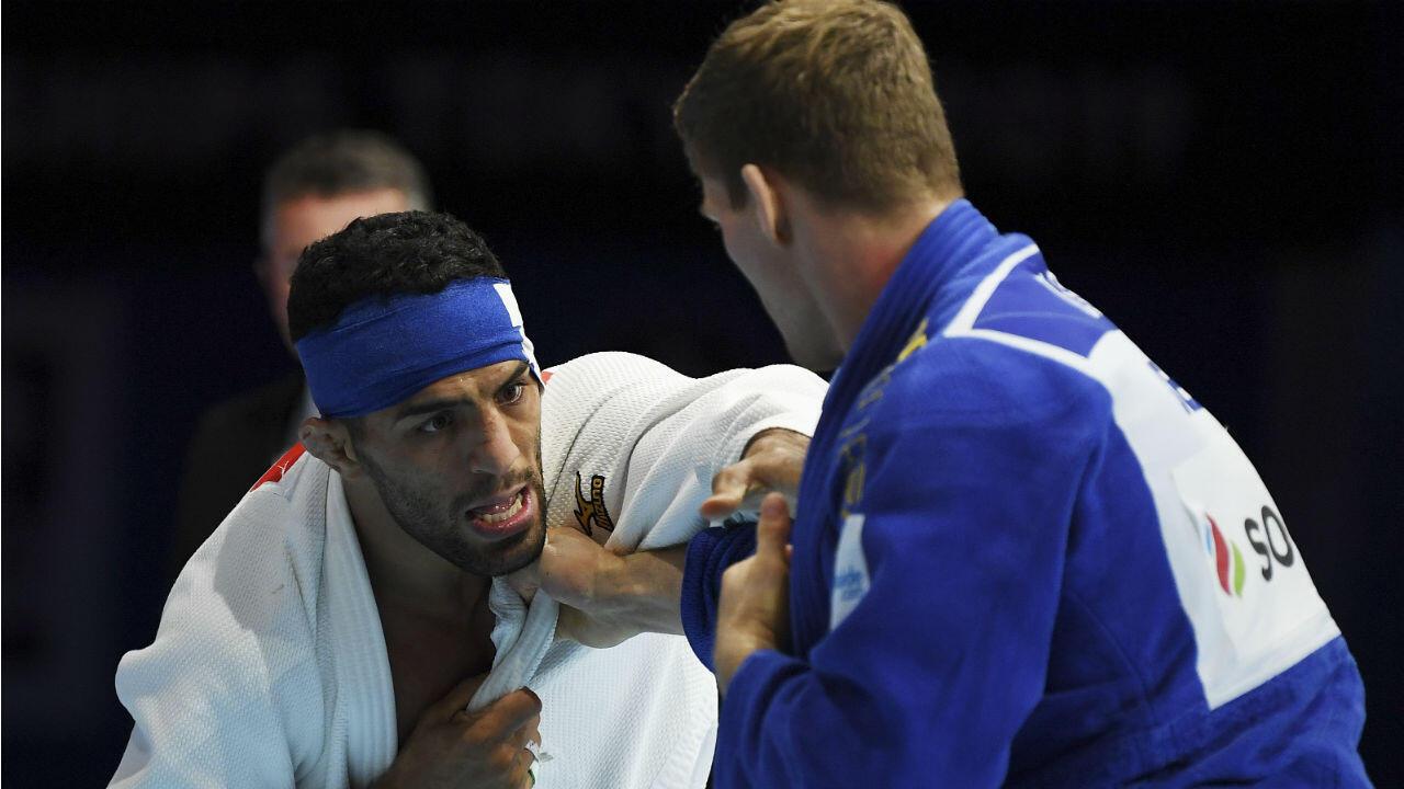 Le judoka iranien Saeid Mollaei a fait exprès de perdre en demi-finale des Mondiaux de Judo, sur pression des autorités iraniennes.