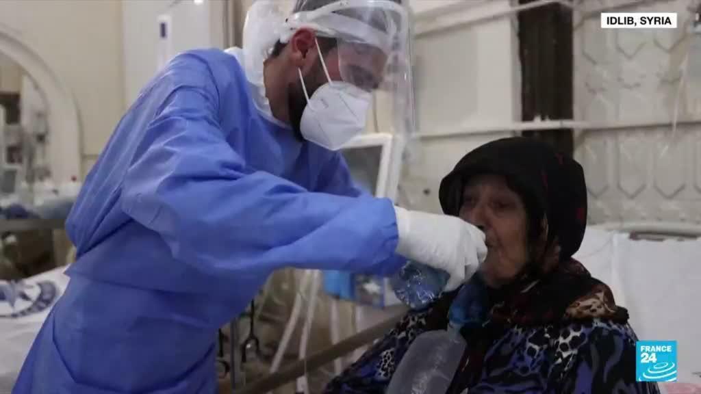 2021-09-14 08:13 Coronavirus in Syria: Cases spike in north-western rebel held enclave of Idlib