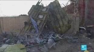 2020-01-10 14:01 Amateur video and American intelligence indicate that plane crash was caused by Iranian missile