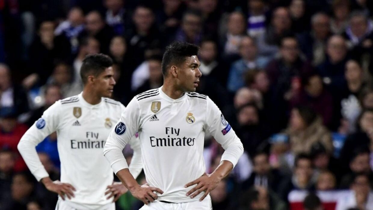 Holders Real Madrid Dumped Out Of Champions League By Ajax