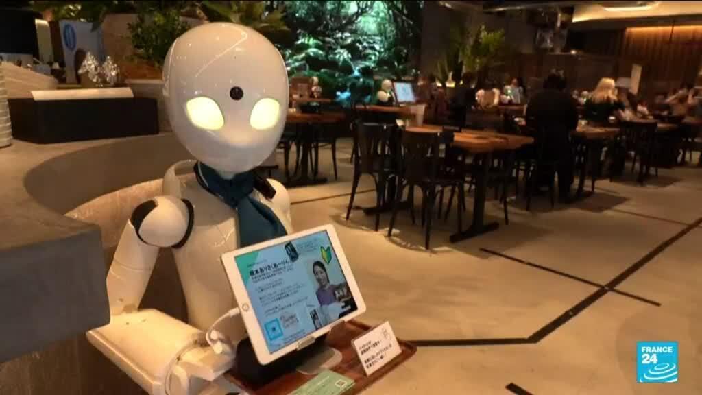 2021-08-20 14:12 Handicap : à Tokyo, un café avec des robots fait le pari de l'inclusion