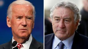 El ex vicepresidente Joe Biden y el actor Robert De Niro entraron a la lista de destinarios de paquetes sospechosos en EE.UU.