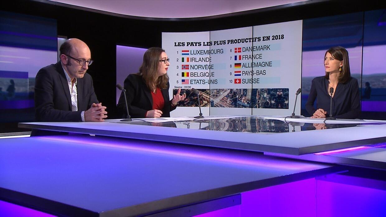 La semaine de l'éco - Productivité : les Français travaillent-ils assez ?