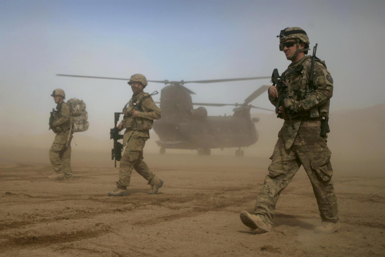 US TROOPS AFGHANISTAN WITHDRAWAL