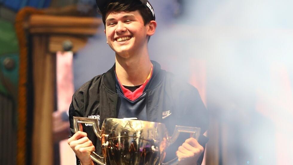 American Teen Bugha Becomes Fortnite World Champion