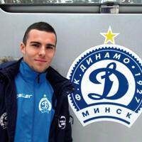 Aurélien Montaroup, premier et seul joueur Français à avoir évolué en Biélorussie (au Dinamo Minsk, 2008-2011). Il joue actuellement au SM Caen (Ligue 2).