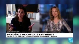 2020-06-10 17:04 Le parquet de Paris ouvre une enquête préliminaire sur la gestion du Covid-19 en France